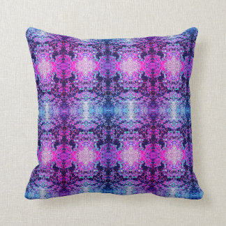 Coussin Clivage pourpre