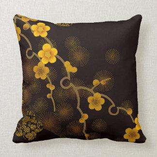 Coussin Conception japonaise de fleur
