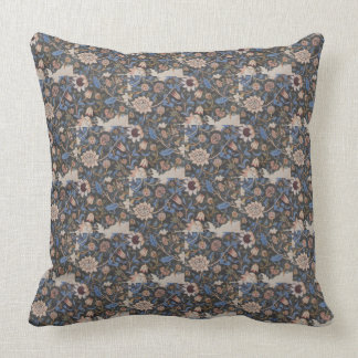 Coussin Conception vintage de textile de William Morris