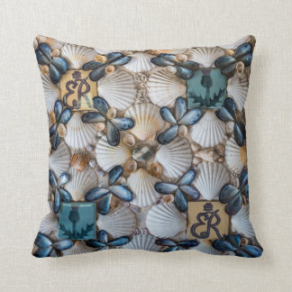 Coussin Coquilles