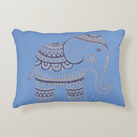 Coussin coton collection elephant