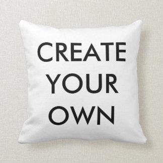 Coussin Créez votre propre carreau de polyester de