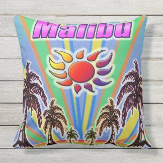 Coussin d'amour d'été de Malibu