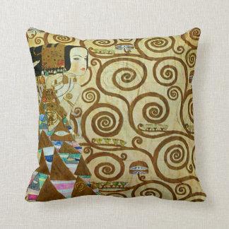 Coussin d'attente de Gustav Klimt