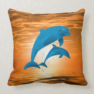 Coussin Dauphins