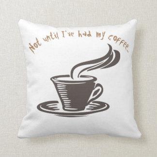 coussin de café