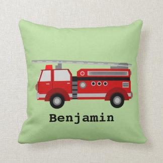 Coussin de camion de pompiers