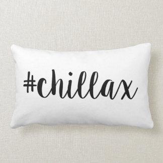 coussin de #chillax, coussin minimaliste