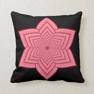 Coussin de conception de forme d'étoile