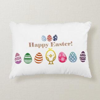 Coussin de conception de Pâques