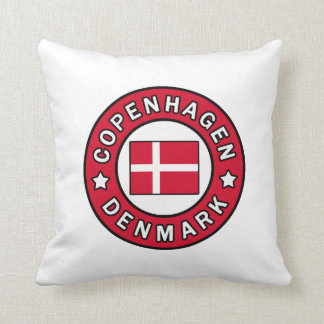 Coussin de Copenhague Danemark
