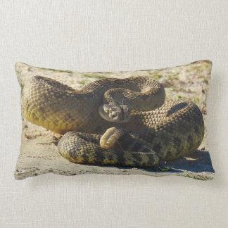 Coussin de faune, reptiles, serpents, serpent à