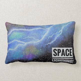 Coussin de foudre de l'espace