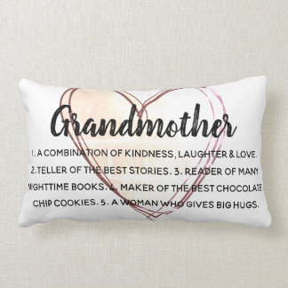 coussin de grand-mère