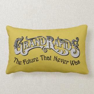 Coussin de Grand Rapids - l'avenir qui n'était