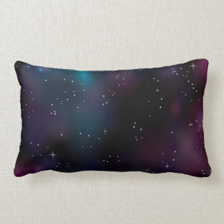 coussin de jour de galaxie de nuit du ciel 2-Sided