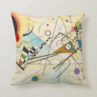 Coussin de la composition VIII en Kandinsky