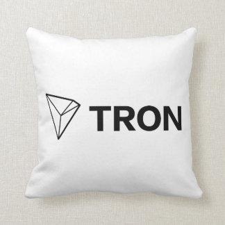 Coussin de logo de TRON TRX TRONIX