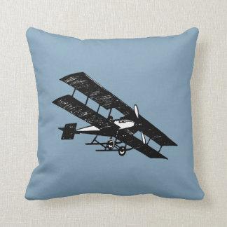 Coussin de machine de vol d'avions d'avion