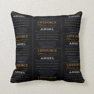 Coussin de méditation de LifeForce : ANGE