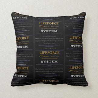Coussin de méditation de LifeForce : SYSTÈME