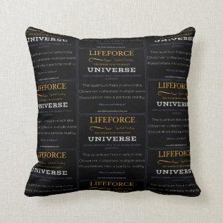 Coussin de méditation de LifeForce : UNIVERS