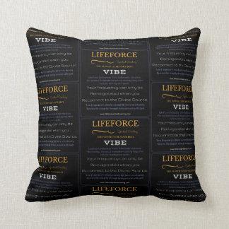 Coussin de méditation de LifeForce : VIBE