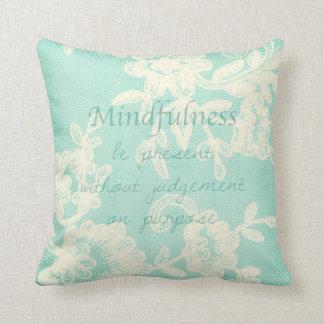 Coussin de Mindfulness