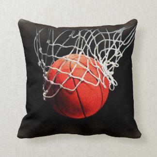 Coussin de MoJo d'Américain de basket-ball