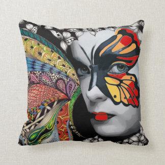 Coussin de papillon