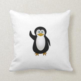 Coussin de pingouin