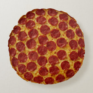 Coussin de pizza pour la victoire