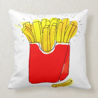 Coussin de pommes frites