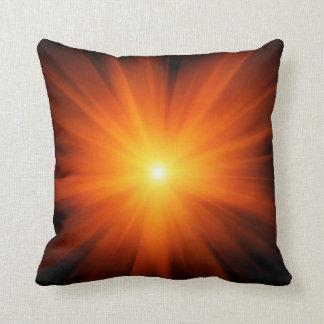 Coussin de rayons de Sun