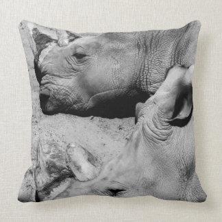 Coussin de rhinocéros