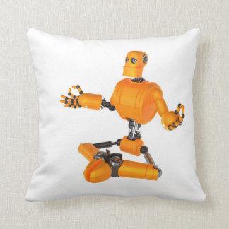 Coussin de robot