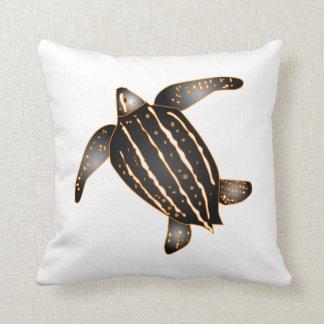Coussin de tortue de mer de Leatherback