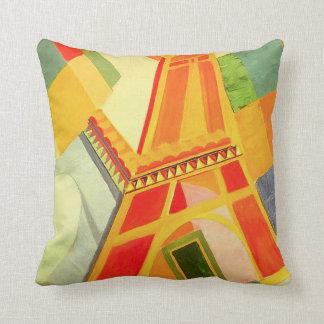 Coussin de Tour Eiffel de Robert Delaunay
