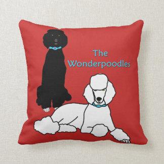 Coussin de Wonderpoodles