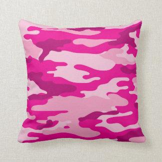 Coussin Décor à la mode de chambre à coucher de camouflage