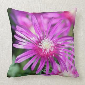 Coussin décoratif floral