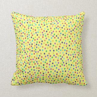 Coussin Dekokissen Colorful Dots
