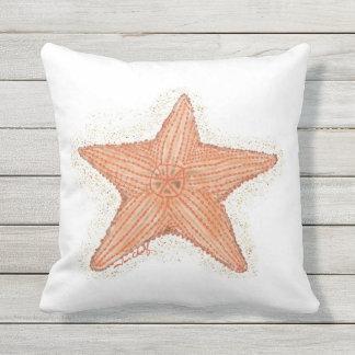 Coussin d'étoiles de mer