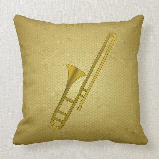 Coussin d'illustration de trombone