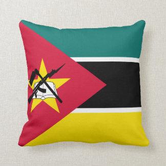 Coussin Drapeau de la Mozambique