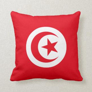 Coussin Drapeau de la Tunisie