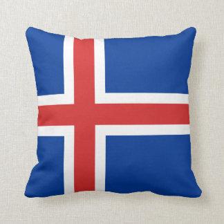 Coussin Drapeau de l'Islande