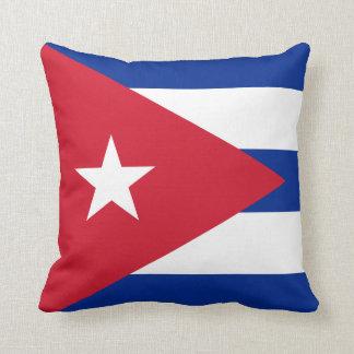 Coussin Drapeau du Cuba