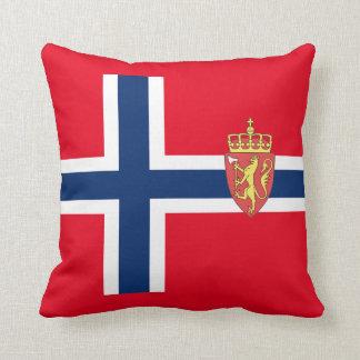 Coussin Drapeau norvégien