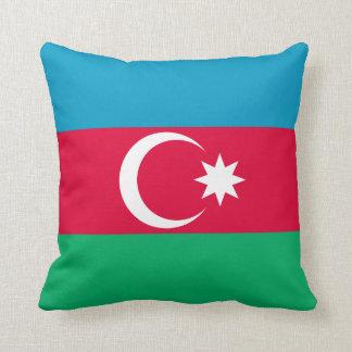 Coussin Drapeau patriotique de l'Azerbaïdjan